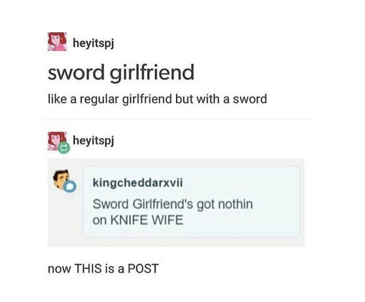 KNIFE WIFE - meme