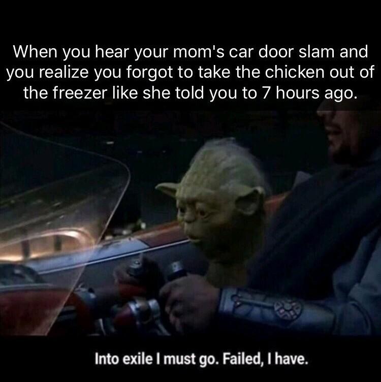 Yoda .hmmm - meme