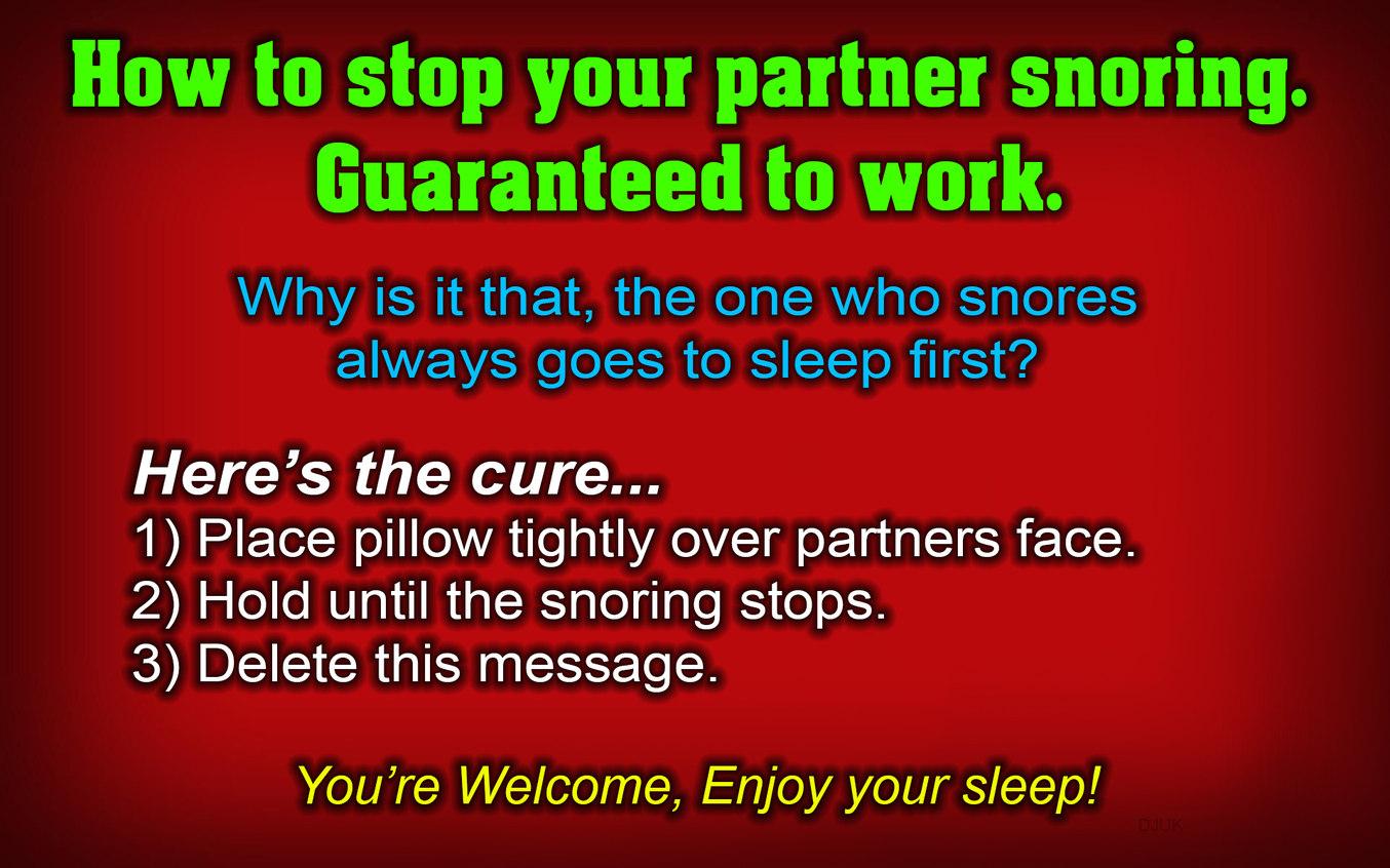 The Best Snoring Memes Memedroid