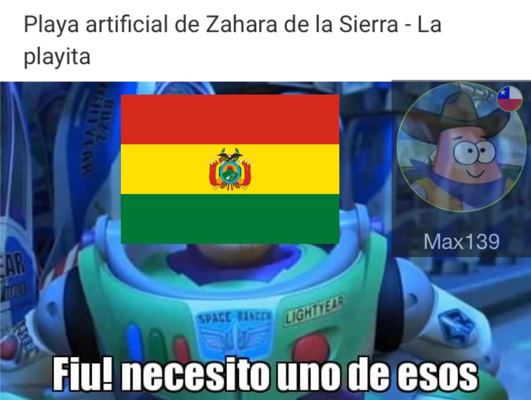 Paraguay igual - meme