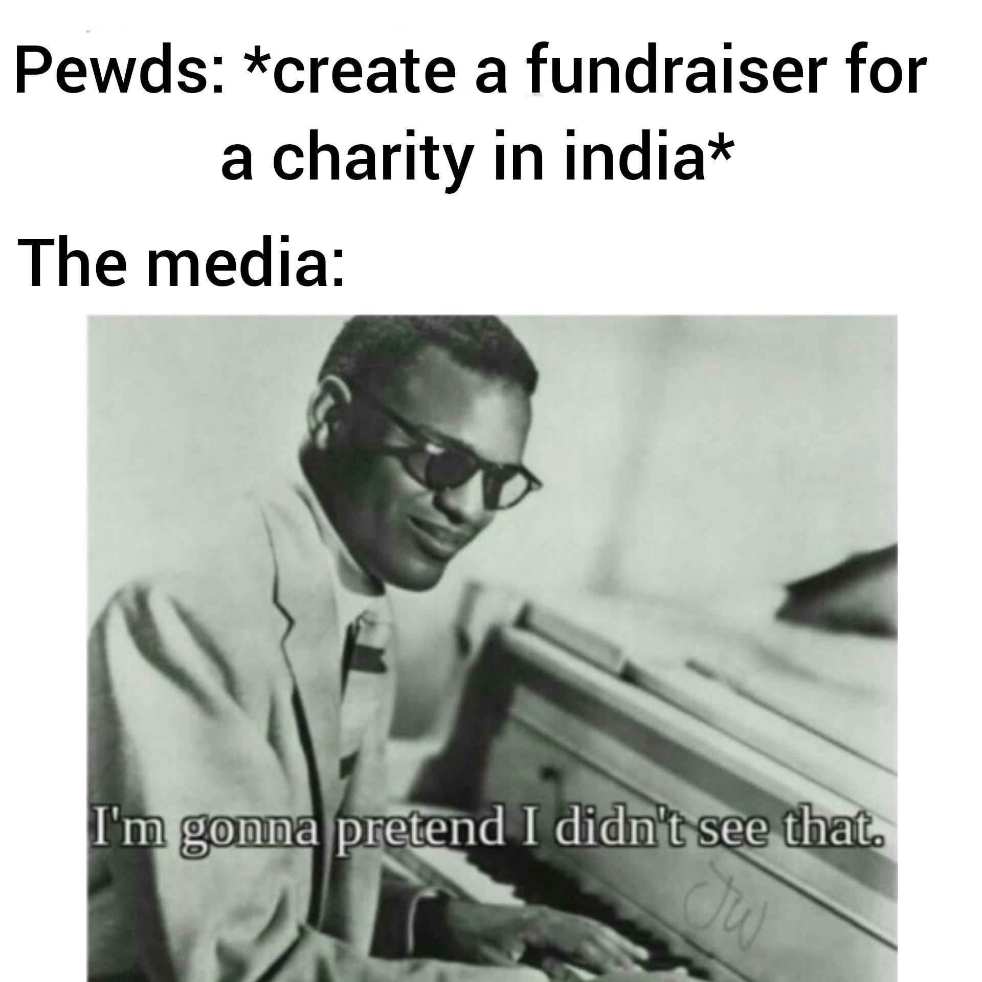 Oh Mainstream Media - meme