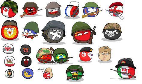 Types of soldiers - meme