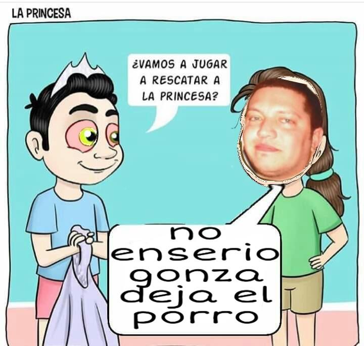 Gonza camello - meme