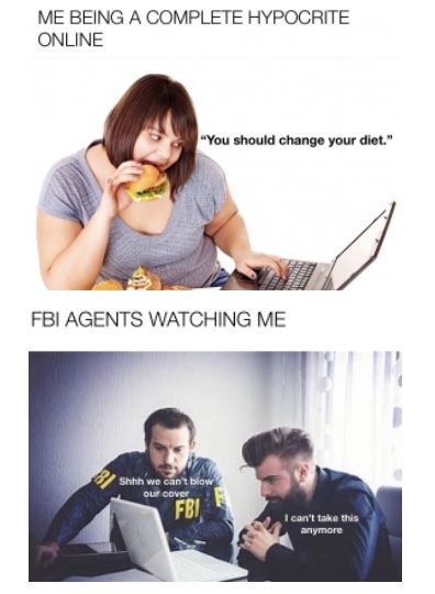make sure your agents need therapy after watching you - meme