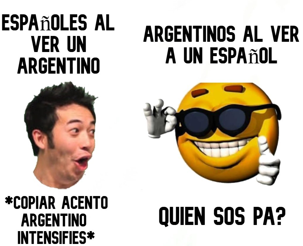 Messi mate boludo - meme