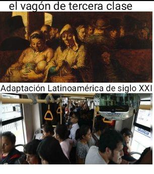 Adaptación Latinoamérica - meme