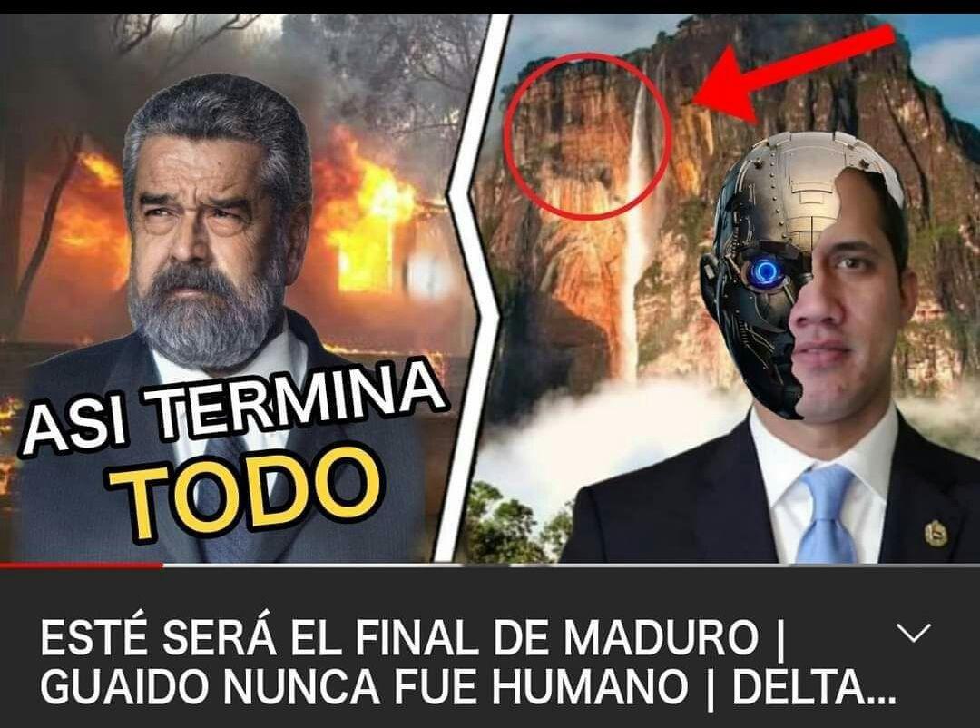 Maduro :O - meme
