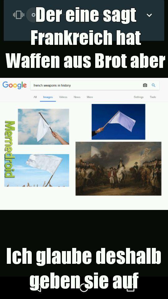 Frankreich - meme