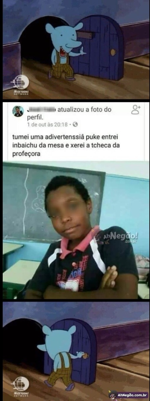 BELO E MORAL - meme