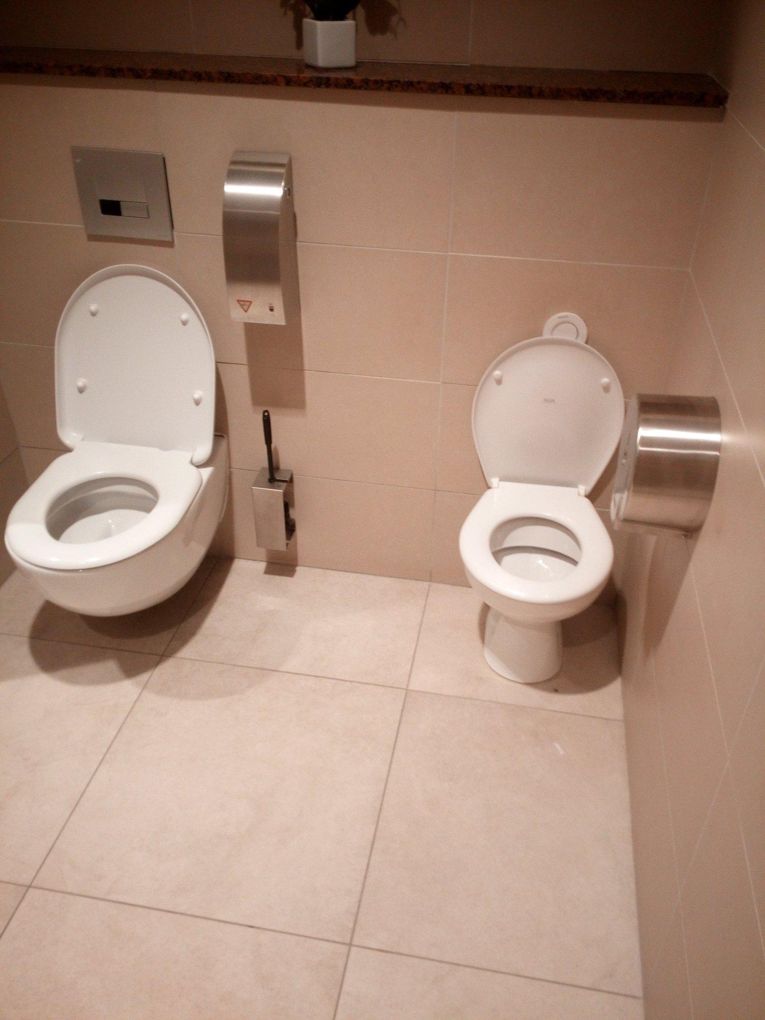 Toilette en coop - meme