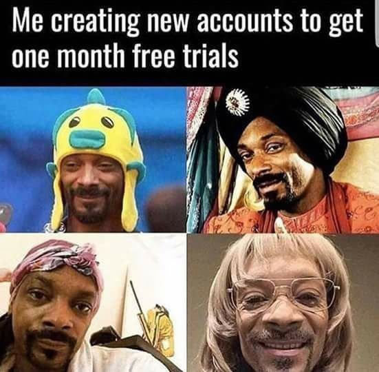 I swear by thy name, EVERYBODY did it! - meme