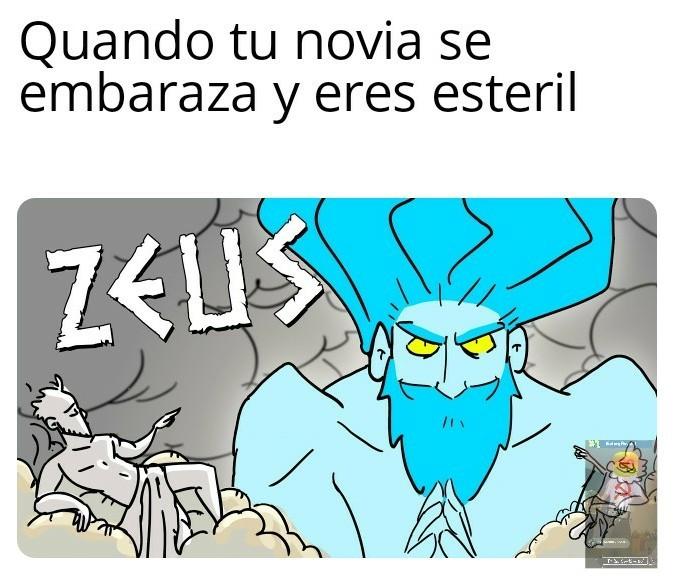 Es Zeus - meme