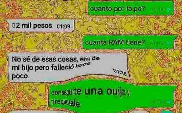 ouija - meme