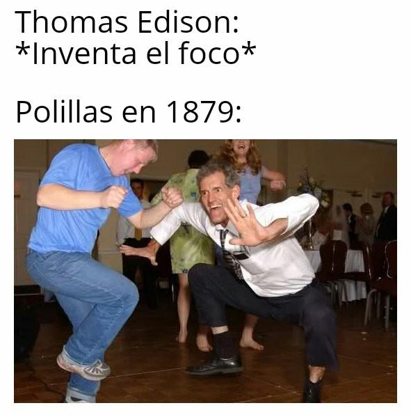 Idea un poco vieja - meme