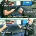 No coronavirus in Greenland