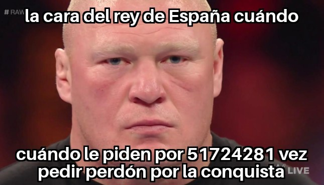 España te ataca - meme