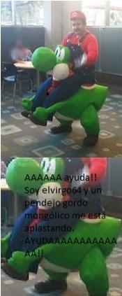 Elvirgo64 - meme
