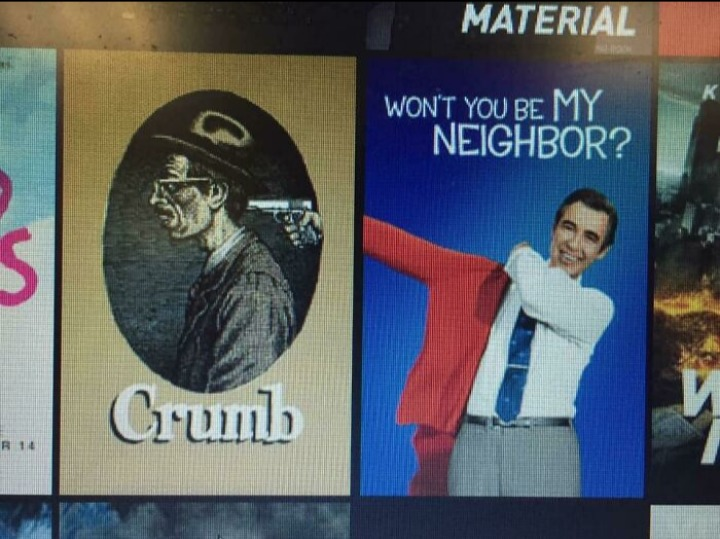 I said be my neighbor goddamn it - meme