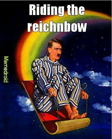 the third reich - meme