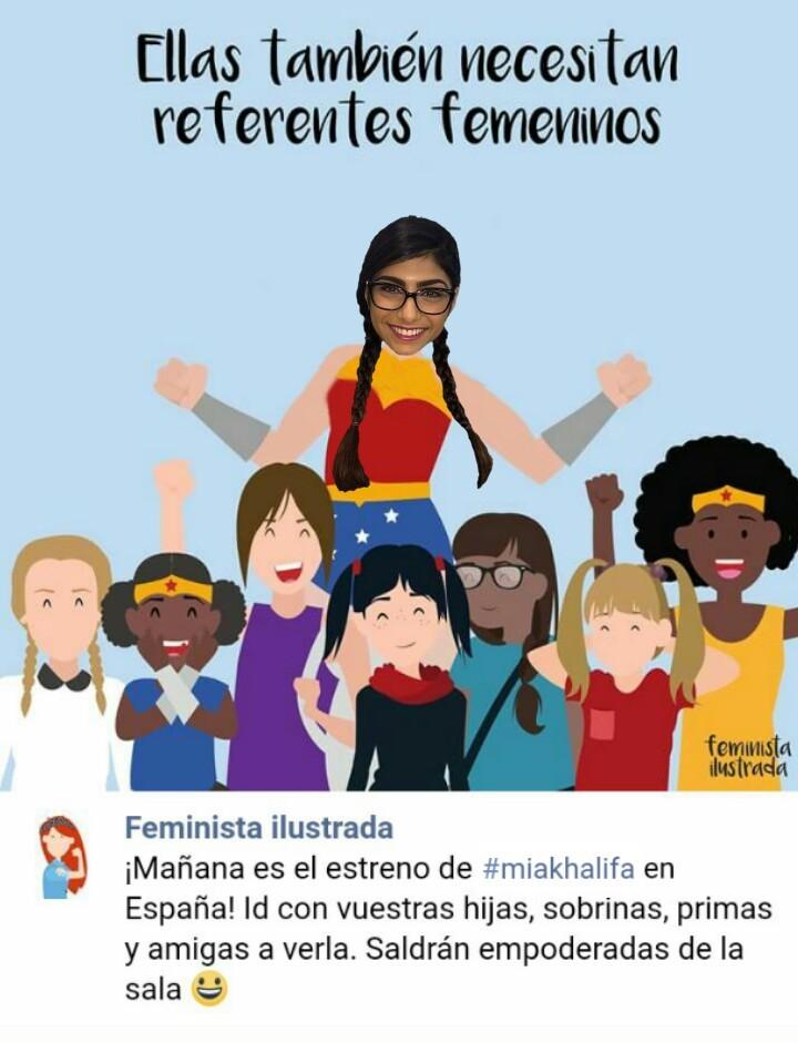 ⛄referente femenino de todos los tiempos⛄ - meme