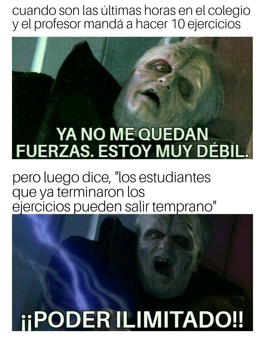 Potenciaaaaa - meme