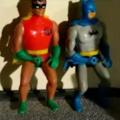 Batman e Robin Moreno num dos seus melhores momentos.