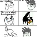 Mozart e i suoi piani xD