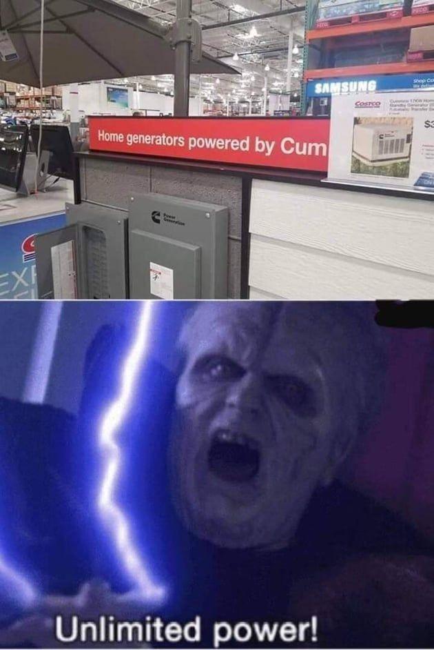 Cum with us - meme