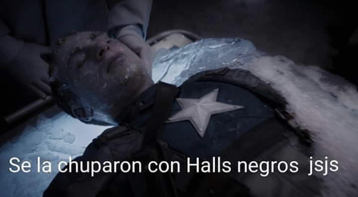 con mentos venezolanos - meme