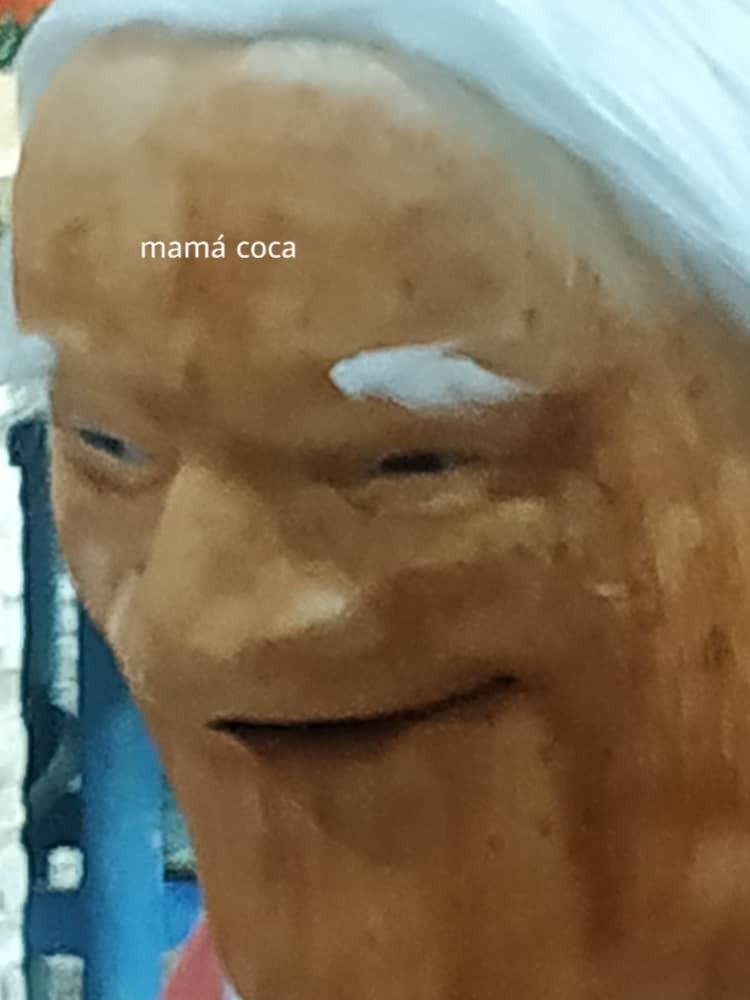 Mamá coca - meme