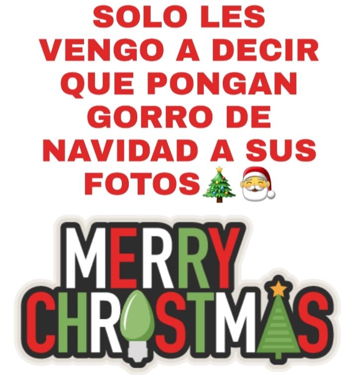 ¡¡Feliz navidad!! - meme