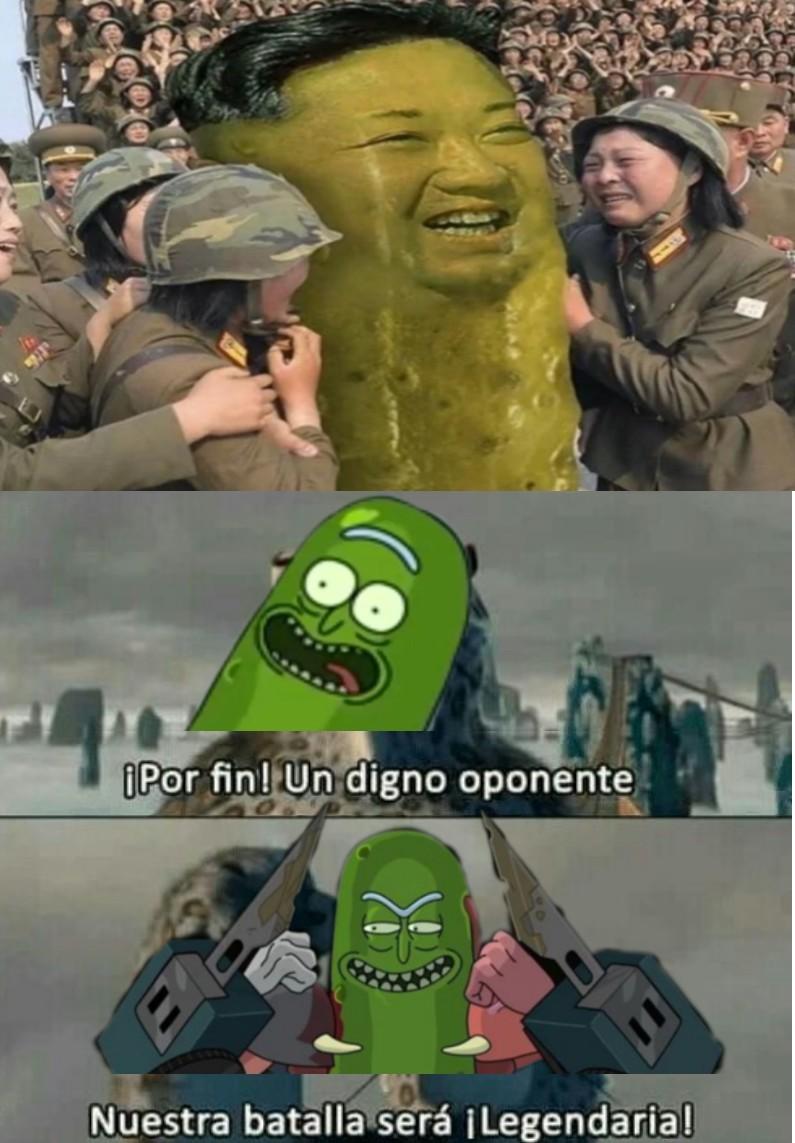 La mejor batalla - meme