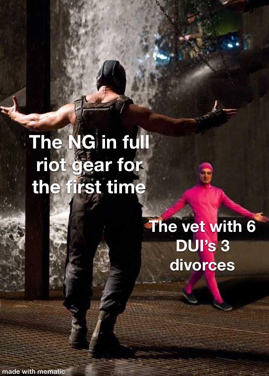 the real battle - meme