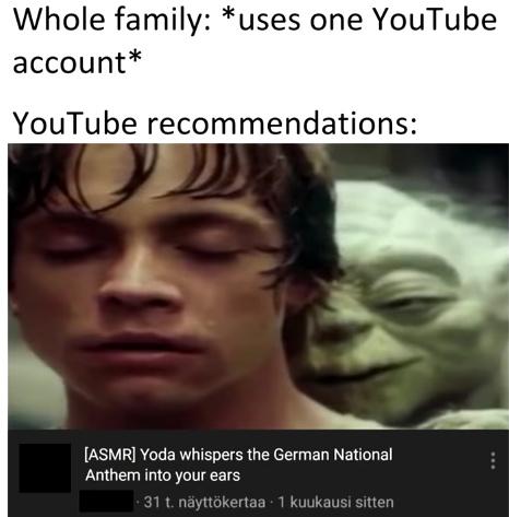 My family - meme