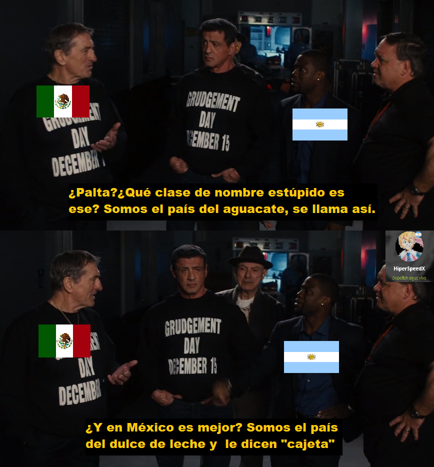 No es que lo crea en realidad. Nomás es que me gusta bullear a los mexicanos PARTE 2 - meme