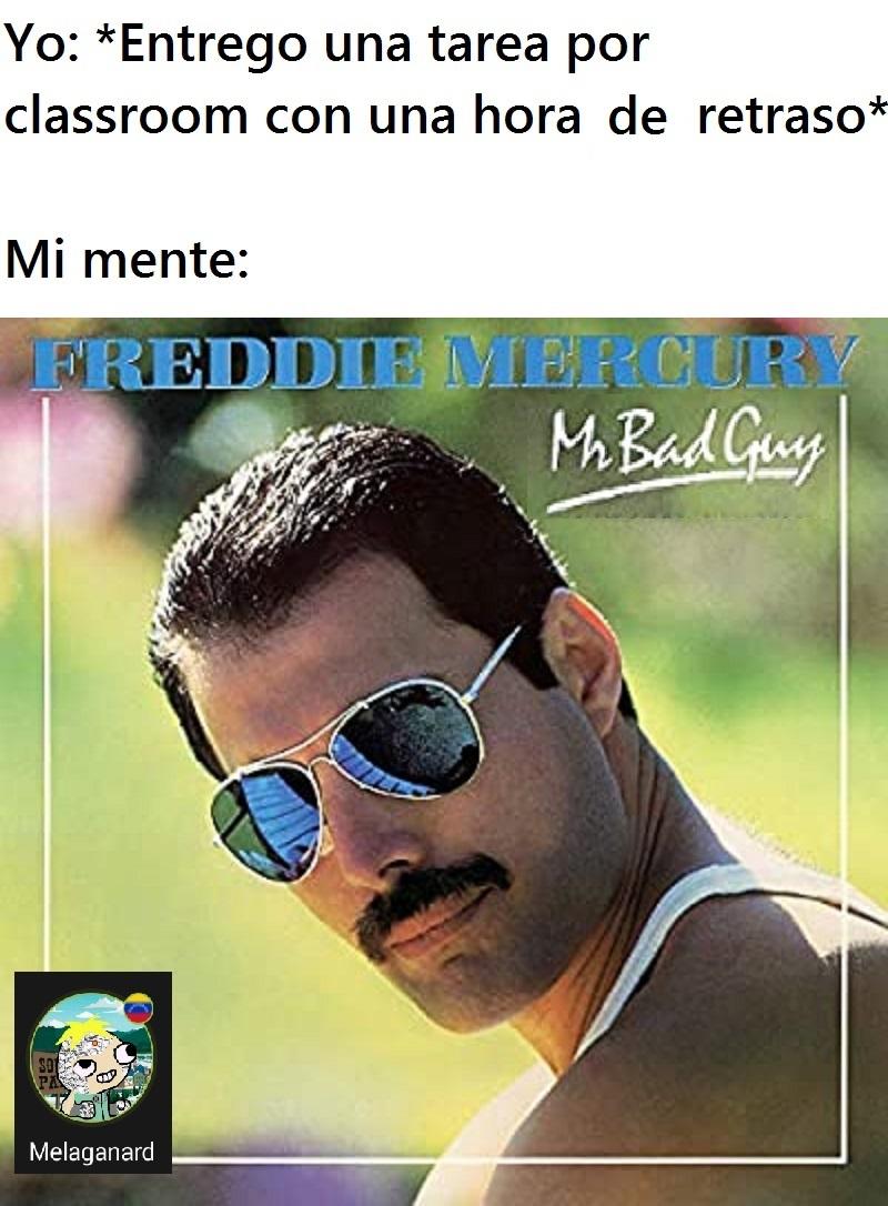 Mr Bad Guy - meme