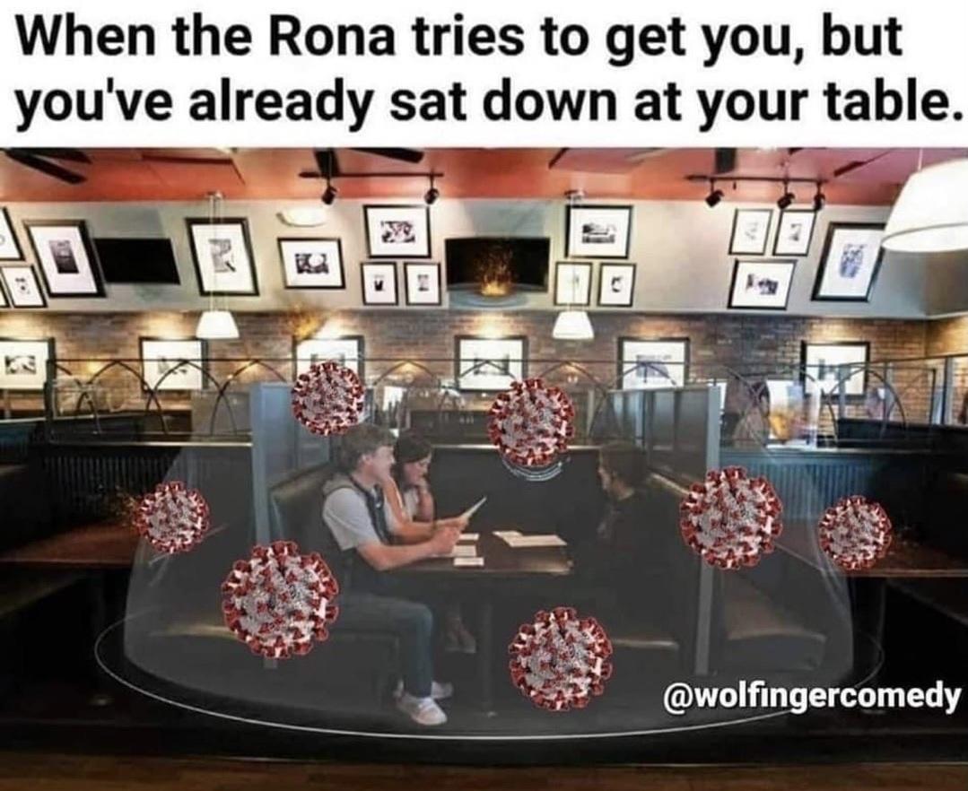 rona - meme