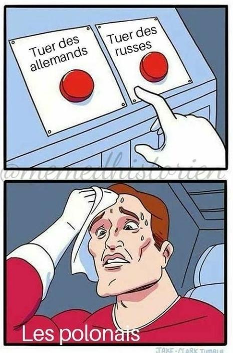 Hard choice - meme