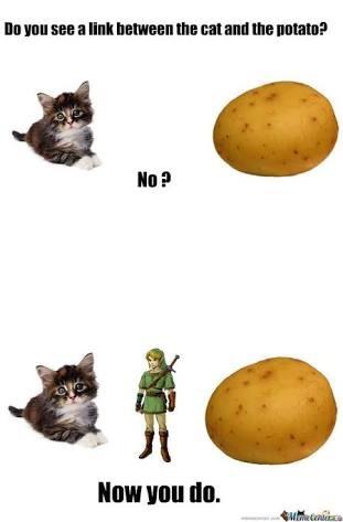 link - meme