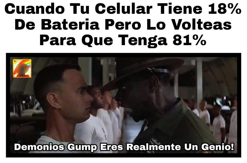 Batería - meme