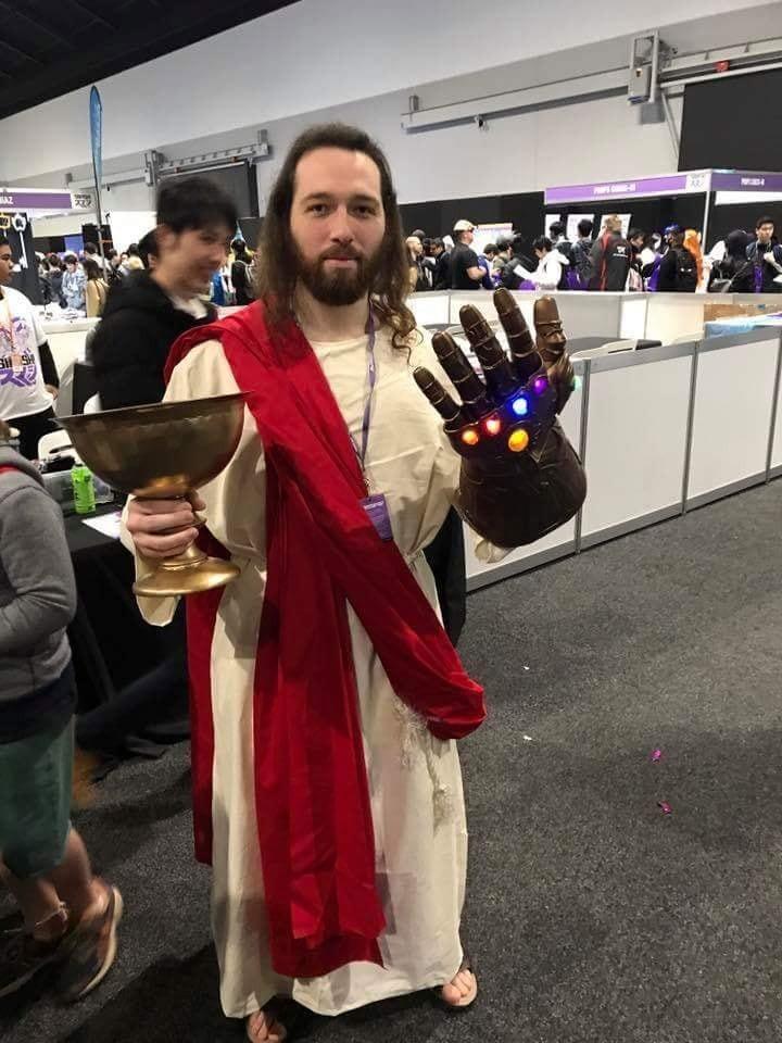 Los ateos se convertirán en arena - meme