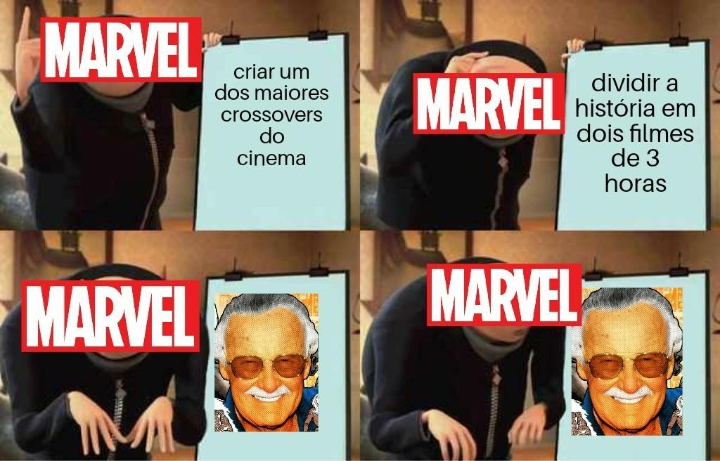 Luto - meme