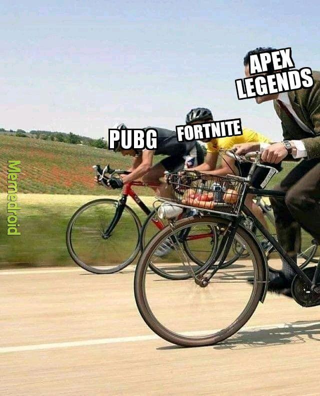 Apex legends - Meme by JoSjoca :) Memedroid