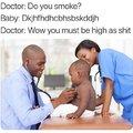 Smoker Baby