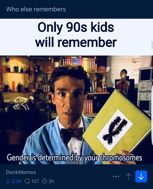 Only 90's kids remember... - meme