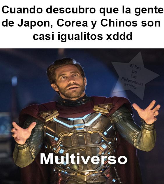Multiverso XD - meme