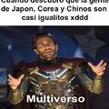 Multiverso XD