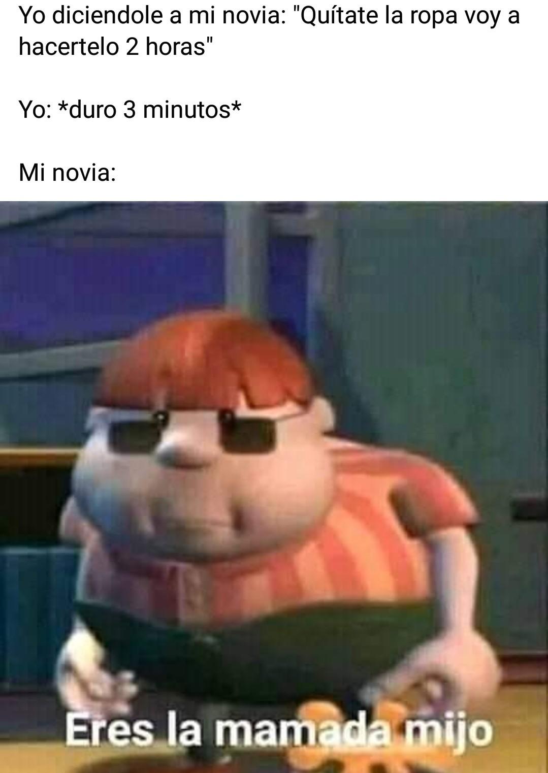 Nunca - meme