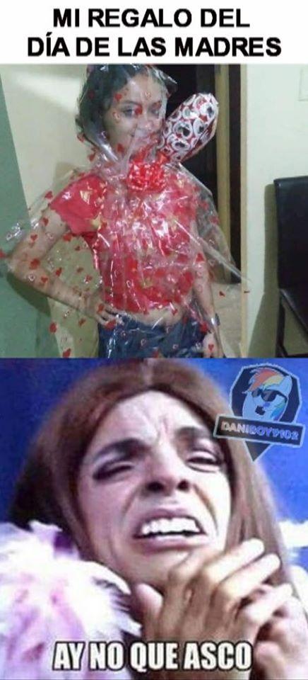 FELIZ DÍA DE LAS MADRES!!! - meme