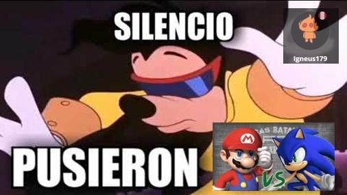 its a me mario el fontanero mas prestigioso - meme